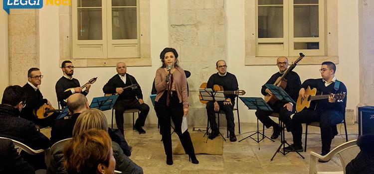 Gli amici del plettro: musica ed emozioni per Sebastiano D'Onghia