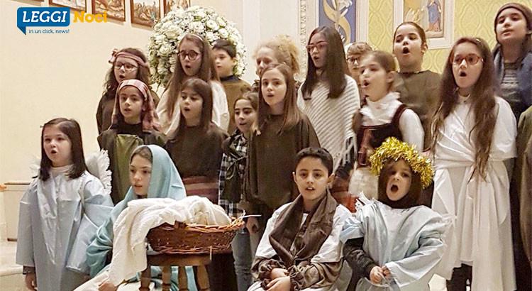 """""""Il presepe di Francesco"""": una recita alla scoperta della prima Natività"""