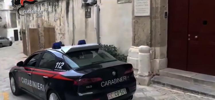 Perseguita l'ex compagno, arrestata dai Carabinieri