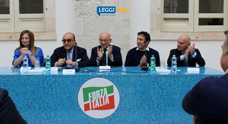 Forza Italia verso le politiche e amministrative