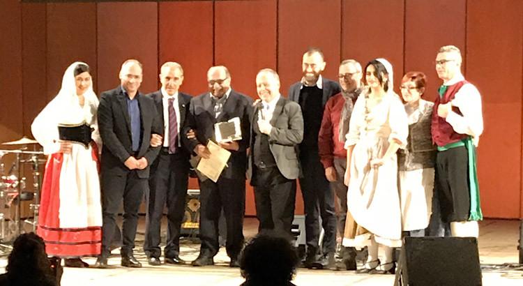 """Saponari tra """"I Padri del Folklore"""", soddisfazione per il gruppo folk La Murgia"""