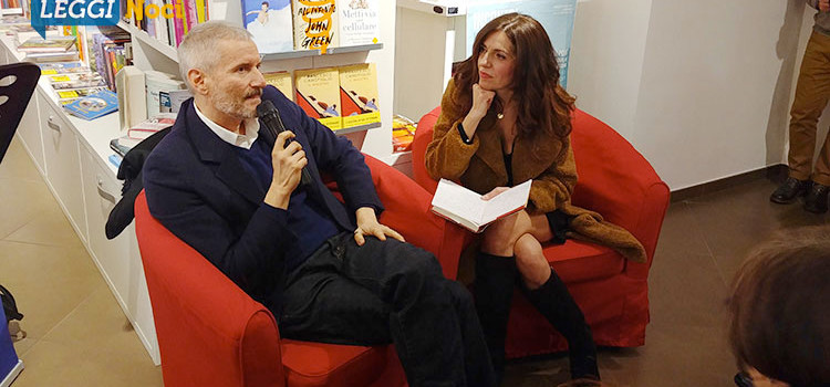 Incontri in libreria: Francesco Carofiglio presenta il suo ultimo romanzo