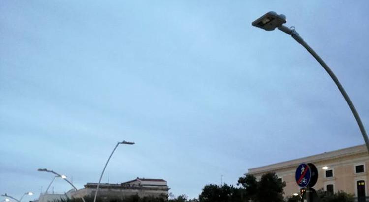Illuminazione pubblica: attivato numero verde per segnalare i guasti