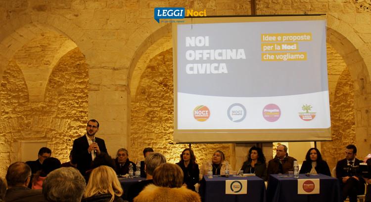 Noi Officina Civica designa Paolo Conforti candidato sindaco