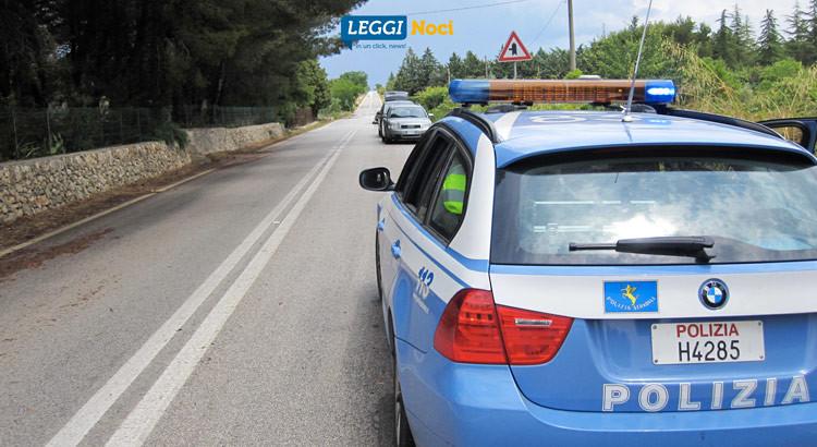 Aumentano gli incidenti stradali, maggiore sicurezza sulla SP239