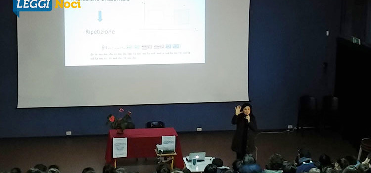 Il legame tra matematica e musica nel seminario orientativo della prof.ssa Montone
