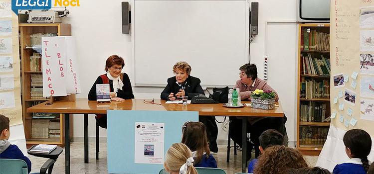 """Dacia Maraini incontra gli alunni della scuola """"Cappuccini"""""""