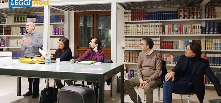"""Il """"patrimonio"""" di Giovanni Miccolis presentato alla comunità nocese"""