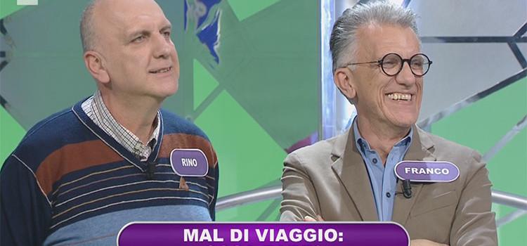 """I nocesi Rino e Franco Miccolis ritornano a """"Zero e Lode"""""""