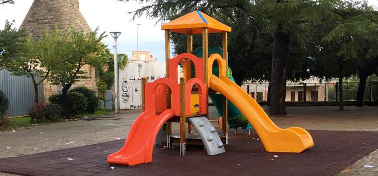 Giochi senza barriere: nuove giostrine inclusive in villa comunale