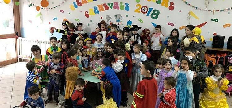 Carnevale a Noci: tante feste in maschera per i bambini