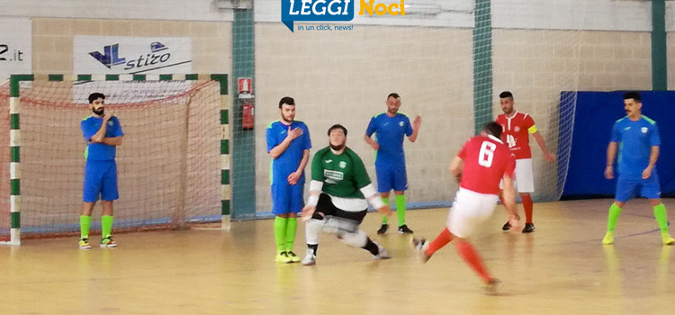 Futsal Noci: sconfitta di misura contro il Castellaneta, ma a testa alta