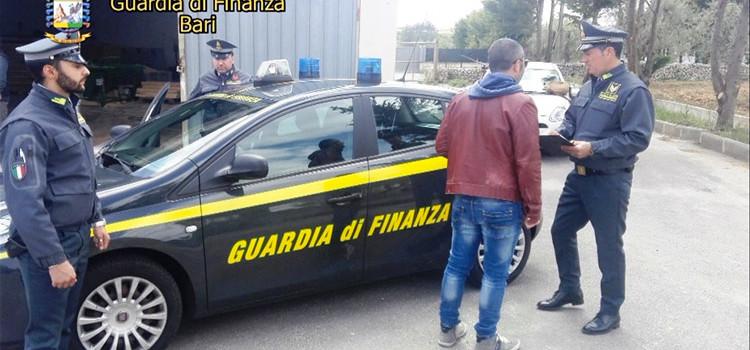 """Contrasto al lavoro irregolare: GdiF scopre 162 lavoratori """"in nero"""""""