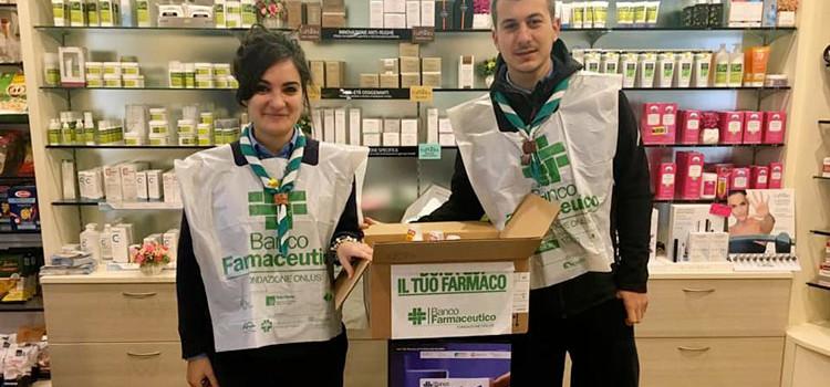 XVIII Giornata Raccolta del Farmaco: 400 farmaci donati all'associazione Noci Banco Solidale