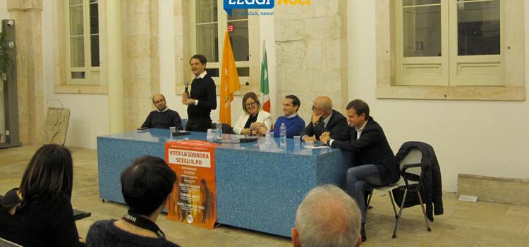 """Incontro PD, Amati: """"la politica è disinteressare gli interessi"""""""