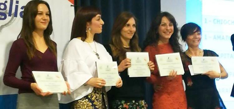 Montedoro Noci: tanti riconoscimenti alla cerimonia di premiazione del Corripuglia 2017