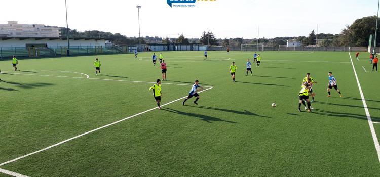 La Juniores Azzurra vince ancora: 2 – 0 ai danni del Fasano