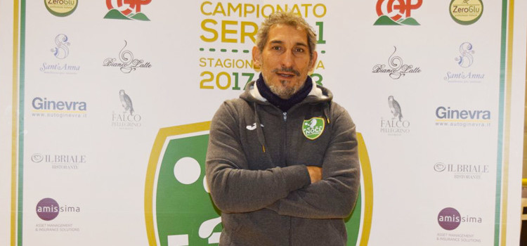 """Poule permanenza pallamano, Iaia: """"siamo in credito con la fortuna"""""""