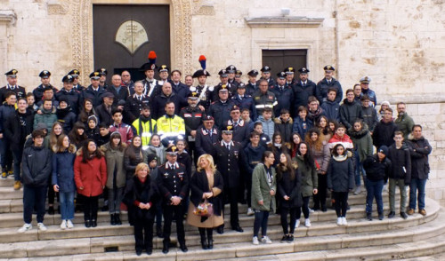 Il precetto pasquale dell'Arma dei Carabinieri