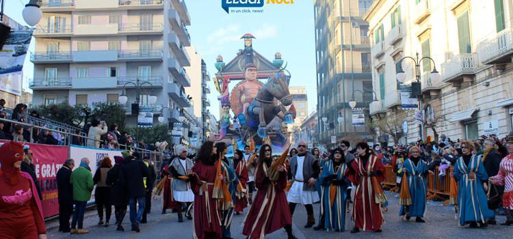 Carnevale di Putignano: festa per il secondo corso mascherato