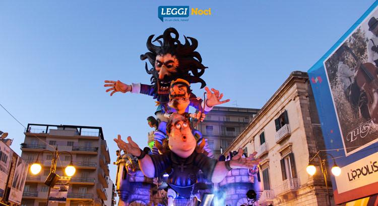 Carnevale di Putignano: rinviato il corso mascherato