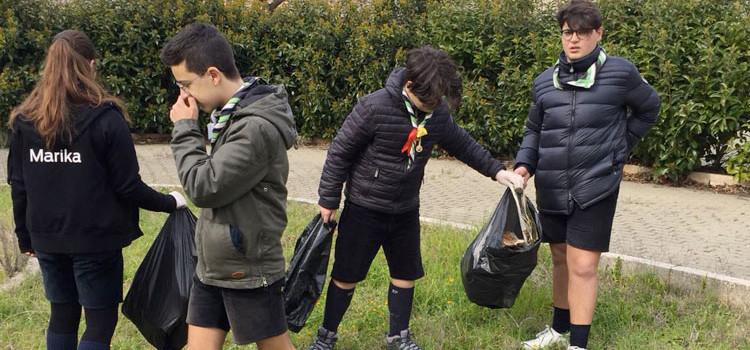 "Gruppo Scout Noci 2: Impact, ""diventare costruttori di pace"""