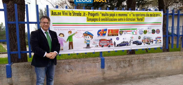 Vivilastrada.it a Noci con lezioni di educazione stradale