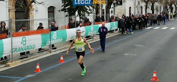 XXI Spaccanoci, vince Francesco Minerva: 10 km in 32 minuti e 13 secondi