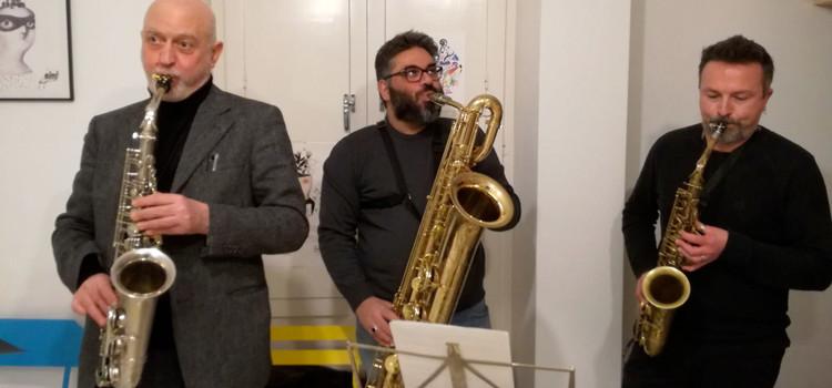 """Il Noci Saxophone Pool apre la rassegna """"Carne Sonica"""""""