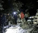 Barsento by night: snow trekking nell'oasi medievale