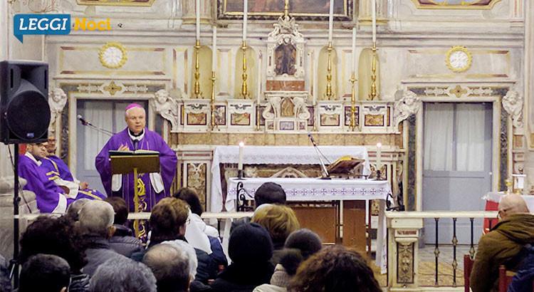 """Mons. Favale per la Processione dei Misteri: """"Siate fieri di portare le immagini sacre"""""""