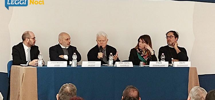 Legalità: Gian Carlo Caselli incontra gli studenti dell'Agherbino