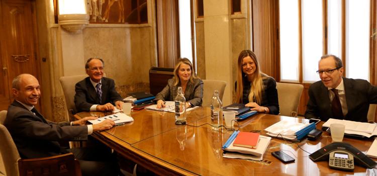 Insediato il nuovo Consiglio d'Amministrazione di AQP