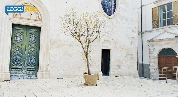 L'Albero di Pasqua: un'insolita tradizione riscoperta dalla Chiesa Madre