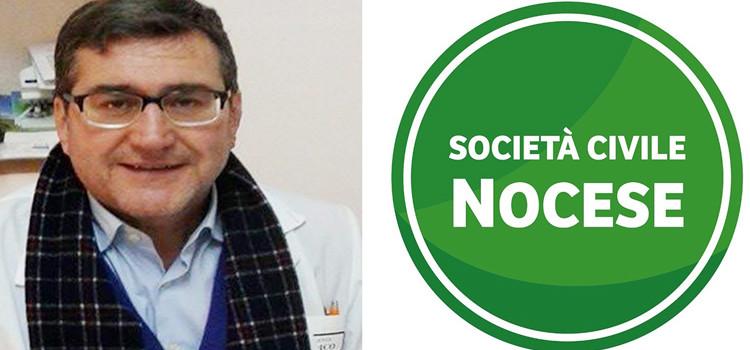 Società Civile Nocese a sostegno della candidatura di Paolo Conforti a sindaco