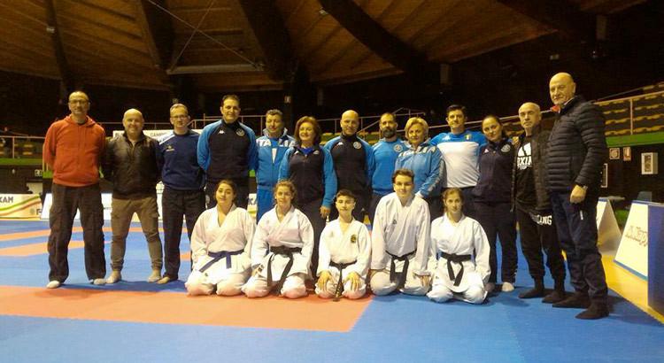 Karate: anche Lippolis al Campionato Italiano Juniores di Ostia