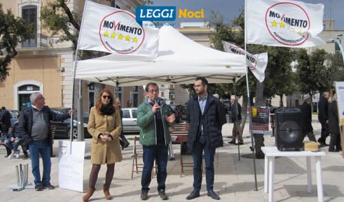"""Il M5S ringrazia i cittadini e invita alla """"partecipazione"""""""
