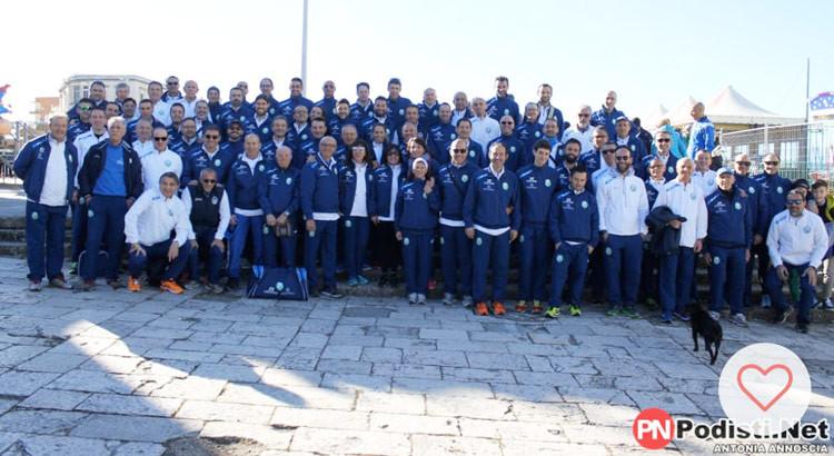 Marcialonga di Putignano: Montedoro conquista il primo posto societario