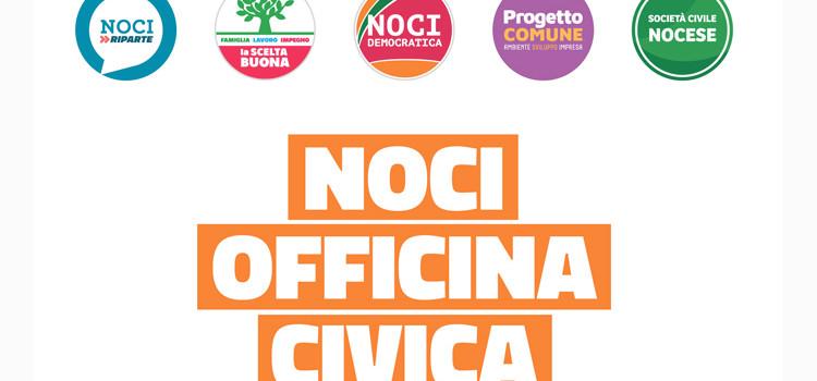Raccolta differenziata: Noci Officina Civica scende in piazza