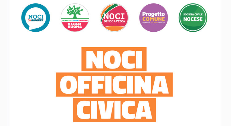 Differenziata e decoro urbano: Noci Officina Civica in piazza Moro