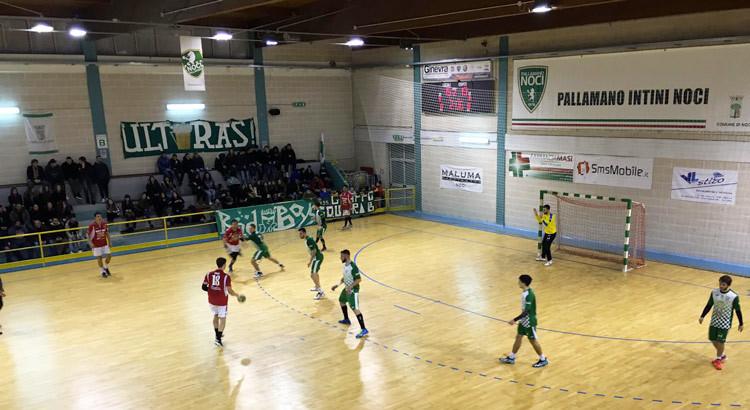 Pallamano: oggi match contro il Benevento, ottimismo in casa della ZeroGlu Cap Noci