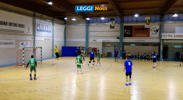 Pallamano: Nazionale U20 a Noci, tra allenamenti e test match