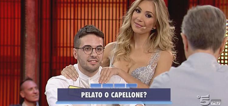 """Il giovane nocese Ivan Delfine partecipa ad """"Avanti un altro!"""" e arriva in finale"""