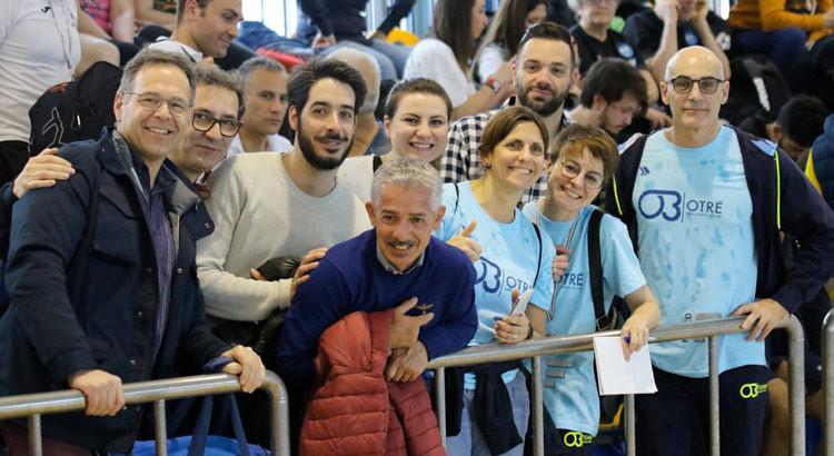 Otrè Master: 12 medaglie vinte al Trofeo Paolo Pinto