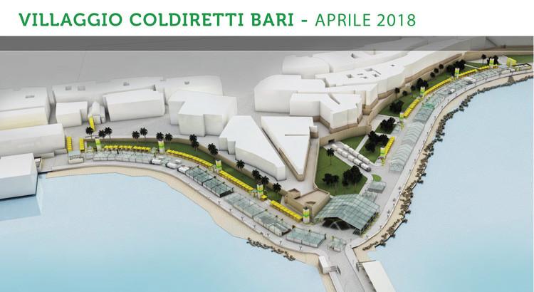 Coldiretti: a Bari il Villaggio Contadino