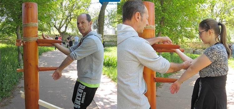 Wing Chun: a lezione da Santino Pugliese