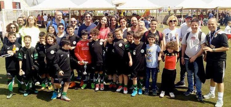 L'Atletico Noci al Torneo Internazionale di Lamezia Terme