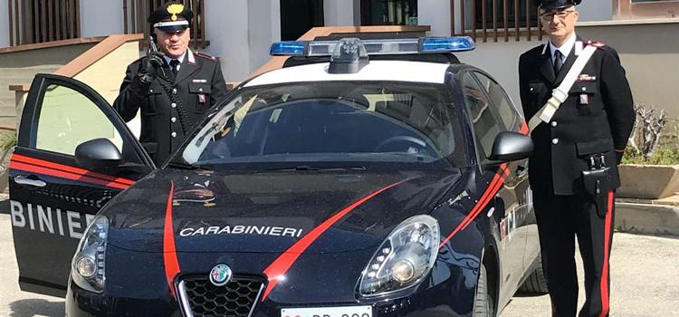 Arrestato dai Carabinieri stalker violento