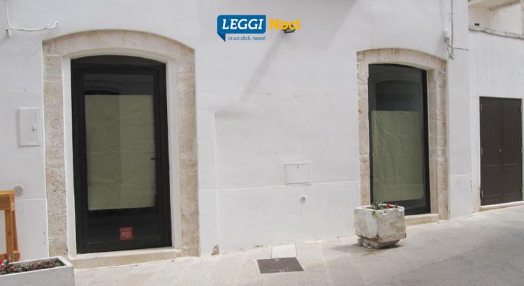Centro storico in decadimento case abbandonate e attivit - Agenzie immobiliari putignano ...