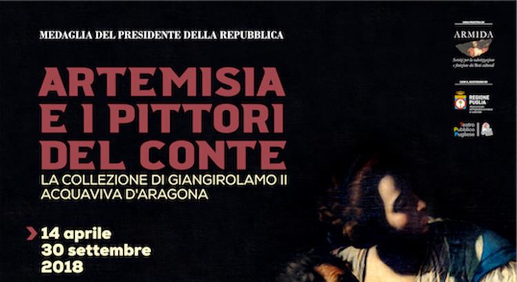 """A Conversano """"Artemisia e i pittori del Conte"""""""